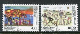 GREENLAND 1998 Europa: National Festivals. Used.  Michel 323-24 - Gebraucht