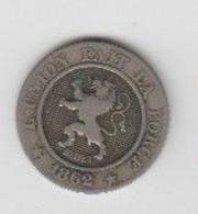 10 CENTIMES 1862 - 04. 10 Centimes