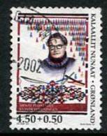 GREENLAND 1998 Women's Association Used.  Michel 322x - Gebraucht