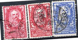 YOUGOSLAVIE - (Royaume Des Serbes) - 1919 - N° 83 Et 84 - (Roi Pierre 1er) - Usados