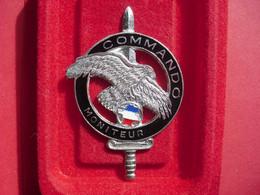 Brevet  COMMANDO    MONITEUR   ( DELSART ) - Army