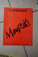 """Partition """"la Philosophie""""-par MOUSTAKI - Altri"""