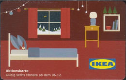 GERMANY Gift-card  IKEA - Christmas 2020 -1 - Gift Cards