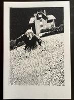 Ex Libris HERMANN Et Yves H. - Une Nuit De Pleine Lune - Illustrateurs G - I