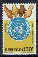 Sénégal, 150f, Nations Unies, Obl, TB - Senegal (1960-...)