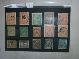 Anciens Colonies Françaises - Collections (without Album)