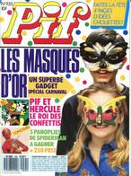 """Pif Gadget N°935 -  Docteur Justice """"La Jungle De Béton"""" - Pif Gadget"""