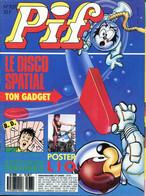 Pif Gadget N°937 - Le Retour Du Docteur Personne (1ère Partie) - Pif Gadget