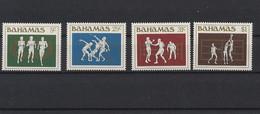 Bahamas 1984 MiNr. 565/8 - Sport - Postfrisch - MNH - ** - Bahamas (1973-...)