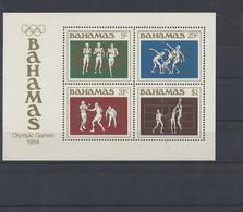 Bahamas 1984 MiNr. Block 42 - Olympia - Postfrisch - MNH - ** - Bahamas (1973-...)