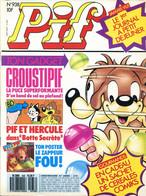 Pif Gadget N°938 - Le Retour Du Docteur Personne (2ème Partie) - Pif Gadget