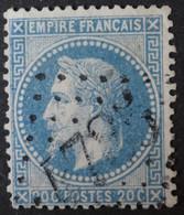 29A (cote 10 €) Obl BUREAU SUPPLEMENTAIRE GC 4735 Allauch (12 Bouches Du Rhone ) Ind 19 - 1849-1876: Klassieke Periode