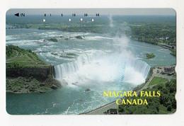JAPON TELECARTE CANADA NIAGARA CHUTE D'EAU - Canada