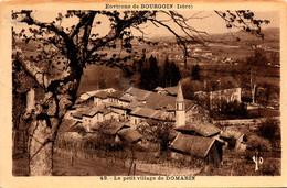 Domarin, Vue Du Village - Bourgoin