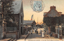VEULES LES ROSES - Rue Victor Hugo Et Le Casino - Veules Les Roses