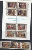 Congo 1976 Europafrique 4v+sheetlet ** Mnh (F8586) 100fr Short Teeth - Europäischer Gedanke