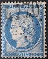 60A Planchage 108D3 1er état, Obl BUREAU SUPPLEMENTAIRE GC 4770 Gennes (47 Maine & Loire ) Ind 7 - 1849-1876: Periodo Clásico