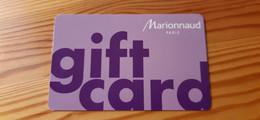 Marionnaud Gift Card Switzerland - Gift Cards