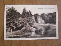 RONQUIERES Chute D'Eau Poétique Animée  Province Hainaut Braine Le Comte Belgique Carte Postale Postcard - Braine-le-Comte