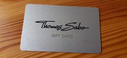 Thomas Sabo Gift Card Switzerland - Gift Cards