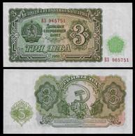 BULGARIA 3 LEVA 1951 P#81 UNC (NT#06) - Bulgaria