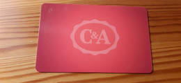 C&A Gift Card Switzerland - Gift Cards