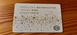 C&A Gift Card Switzerland - Christmas - Gift Cards