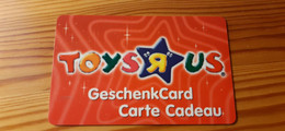 Toys R Us Gift Card Switzerland - Gift Cards
