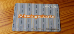Migros Gift Card Switzerland - Gift Cards