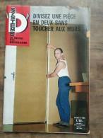 Système D : La Revue Des Bricoleurs Nº 245 - 5/ 1966 - Non Classificati