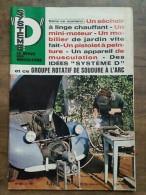 Système D : La Revue Des Bricoleurs Nº 260 -  8/ 1967 - Non Classificati