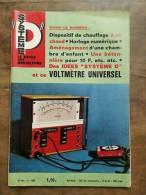 Système D : La Revue Des Bricoleurs Nº 261 -  9/ 1967 - Non Classificati