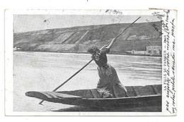 Batelier - Marinier - Barque - La Fille Du Passeur (Louis Emile Adan - Unclassified