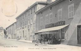PRIAY - Hôtel L. Emeyriat, Foray - Sonstige Gemeinden
