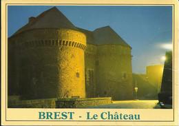 BREST , Le Château ; The Castle ; Das Schloss , 1990 - Brest
