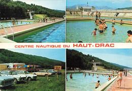 05 Le Champsaur Multivues Centre Nautique Haut Drac Piscine Voiture Automobile - Sonstige Gemeinden