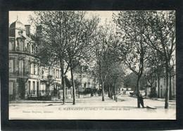 CPA - MARMANDE - Boulevard De Maré - Marmande