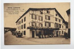 ST PEE De NIVELLE  HOTEL LAFFITE - Sonstige Gemeinden