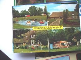 Nederland Holland Pays Bas Dwingeloo Lheebroek Met Camping Meisterhof - Dwingeloo