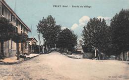 PRIAY - Entrée Du Village - Collection Dugas - Sonstige Gemeinden