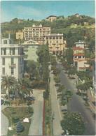 A6234 Bordighera (Imperia) - Grandi Alberghi - Panorama / Viaggiata 1964 - Andere Städte