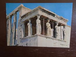 Grèce , Athènes : Les Caryarides - Griechenland