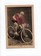 CYCLISME   TOUR DE FRANCE  SYLVERE MAES  FORMAT 15 X 22 - Wielrennen