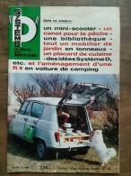 Système D : La Revue Des Bricoleurs Nº 255 - 3/ 1967 - Non Classificati