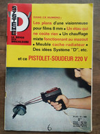 Système D : La Revue Des Bricoleurs Nº 273 - 10 / 1968 - Non Classificati