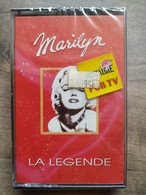 Marilyn: La Légende/ Cassette Audio-K7, NEUF SOUS BLISTER - Cassette