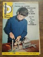 Système D : La Revue Des Bricoleurs Nº 252 - 12/ 1966 - Non Classificati