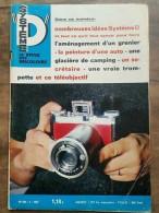 Système D : La Revue Des Bricoleurs Nº 256 - 4/ 1967 - Non Classificati
