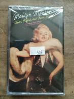 Marilyn Monroe: Never Before And Never Again/ Cassette AudioK7 NEUF SOUS BLISTER - Cassette