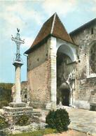Cpsm - Roquefort Des  Landes - L ' église Classée       G641 - Roquefort